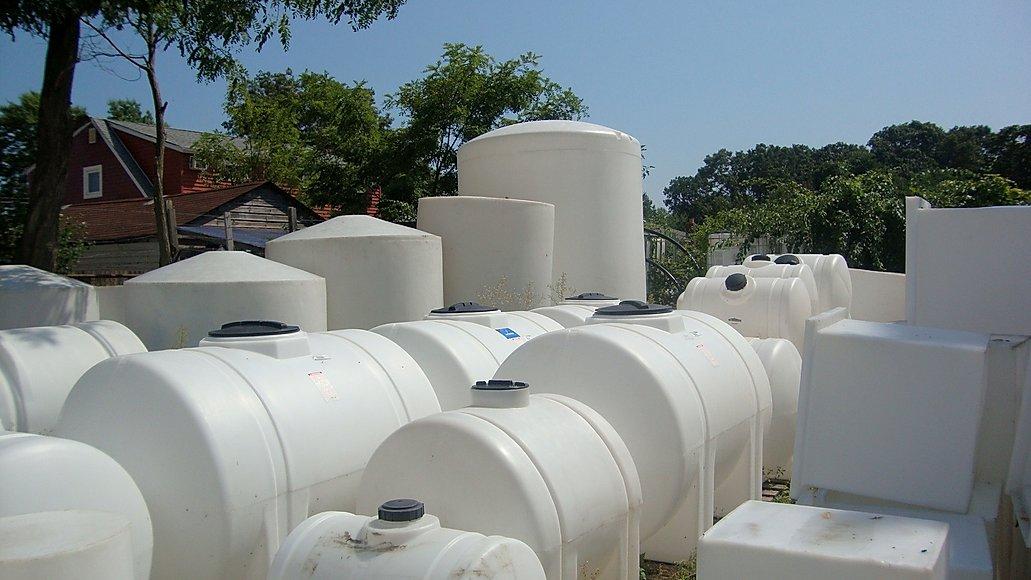 Podzemni rezervoari – cisterne za vodu
